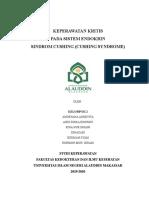 KLP 2. SISTEM ENDOKRIN (Syndrome Cushing).docx