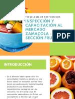 Inspección y Capacitación Al Mercado Zamacola -Sección Frutas (1)