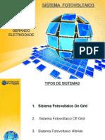 Treinamento básico em Energia Solar