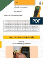 Lab EMO S03 Uso Multimetro Protoboard