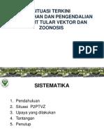 Situasi Terkini P2PTVZ 1 Dikonversi
