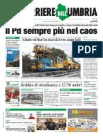 La rassegna stampa nazionale e umbra del 5 novembre 2019, prime pagine