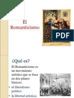 1° medio El Romanticismo
