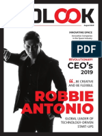 Revolutionary CEOs 2019   Business Magazine