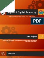 Aspirant Digital Academy