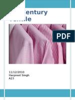 Century Textile 91