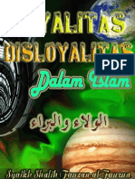 Al-Wala' dan Baro' dalam Islam – Syaikh Shalih al-Fauzan