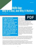 Skills Gap Final