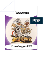 Anon - Recetas Fel Foro PapyreFB2