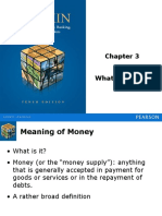 3 - What is Money?