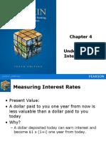 4 - Understanding Interest Rates