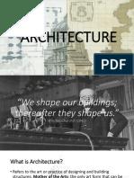 Architecture Lec