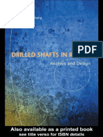 Lianyang Zhang - Drilled Shafts in Rock Analysis and Design (2004).pdf