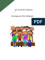 Grupo Coral de Crianças