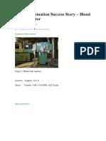 Defect Elimination Success Story.docx
