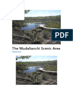 The Wudalianchi Scenic Area