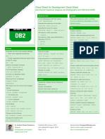 Angoca Db2 Cheat Sheet for Development