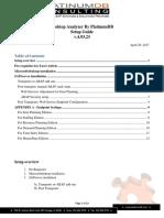 Desktop Analyzer by PlatinumDB v 4.93.23