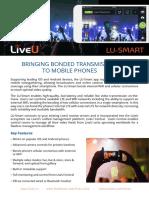 LU Smart Data Sheet