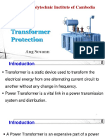 Transfomer Protection