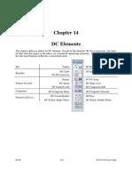 3 ETAP DC Elements