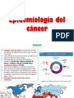 Epidemiología CA