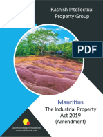 The Industrial Property Act 2019 Mauritius