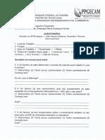 Questionário_PPGECAM