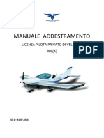 Manuale Addrstramento PPL