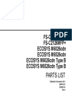 Ecosys m6026cdn m6526cdn Pl