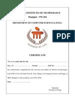 Final IT Lab Manual