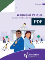 ONLINE en - Women in Politics 15.10.2019