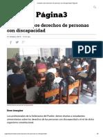 Orientan Sobre Derechos de Personas Con Discapacidad _ Página3