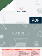 Teaching Media - Long Functional Text
