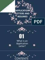 ApplicationLettersandResumes.pptx