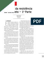 Controle Da Resistência Do Concreto - 1ª Parte
