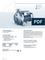 Pedrollo pump CP 0.25-2.2 kW_EN_50Hz