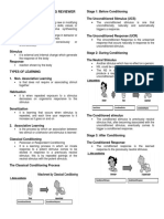 2reviewer Psych of Learning