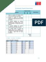 La Lectura en Educ Basica Formato Pauta de Evaluación Proyecto Fomento Lector-5