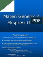 Materi Genetik Dan Ekspresi Gen_Kimia_2018