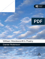 (Continuum Reader's Guides) Daniel Robinson - William Wordsworth's Poetry_ A Reader's Guide-Continuum (2010).pdf