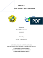 NP Systemic Lupus Erythematosus