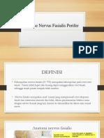 Parese Nervus Fasialis Perifer