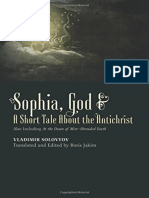 Vladimir Solovyov - Sophia, God & A Short Tale About the Antichrist_ Also Including At the Dawn of Mist-Shrouded Youth-Semantron Press (2014).epub