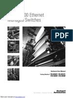 Stratix 8000 Ethernet 1783-Mx08t