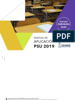 manual aplicacion PSU 2020