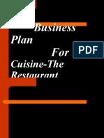 Final Business Plan Ppt 1