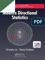 Directional statistics.
