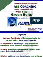 Work Shop Green Belts- Controlar.ppt