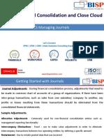 FCCS Manage Journal